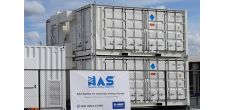 NAS batteries start up at BASF's Antwerp Verbund site - Test various use cases and business models by long-term operations