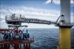 Ampelmann first to deploy motion compensated gangway in Chinese renewables market