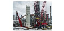 FOCUS30 crane completes first project